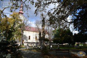 Múzeum, Mauzoleum a Mestský park Trebišov