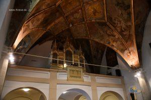 Rímskokatolícky kostol Návštevy Panny Márie