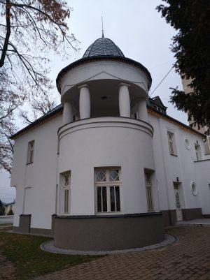 Russayova vila v Sobranciach