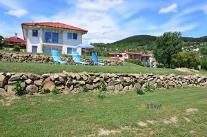 Luxusná chata Šírava