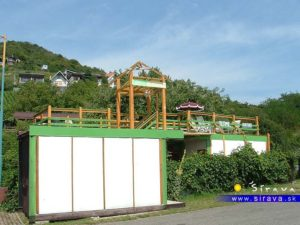 Chata na Terase