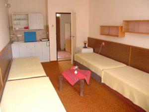 Ubytovňa Skalka