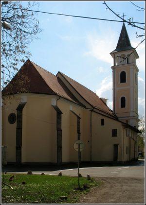 Rímskokatolícky farský kostol Narodenia Panny Márie