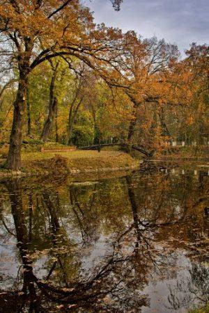 Mestský park Trebišov