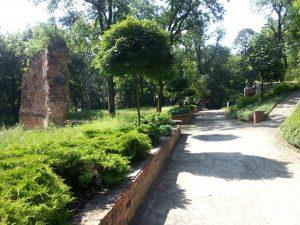 Hrad Parič Trebišov
