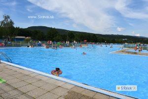 Bazény Kaluža – Šírava