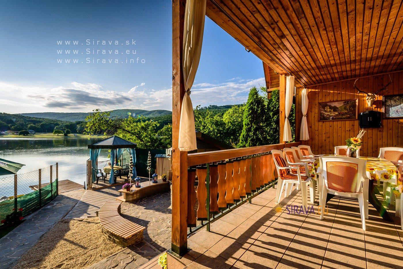bab581af5 Luxusná chata pri jazere – Zemplínska šírava