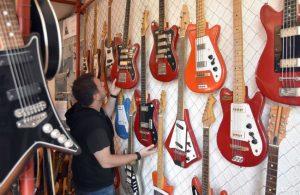 Gitarové múzeum Sobrance