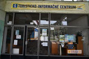 Turistická  informačná kancelária – raz otvorené raz nie …