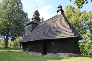 Kostol Ruská Bystrá