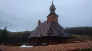Kostol Hrabová Roztoka