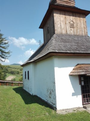 Kostol Kalná Roztoka