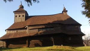 Kostol Uličské Krivé