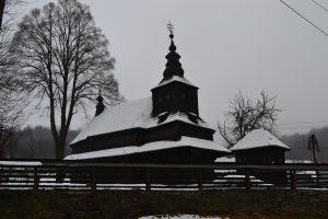 Kostol Ruský Potok