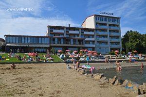 Pláž Hotela Glamour