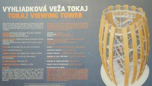 Vyhliadková veža na Tokaji