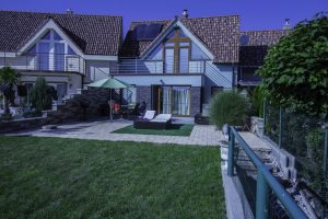 Luxusná chata Kamenec