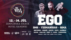 VIBE FEST – Zemplínska Šírava – Motel Kamenec