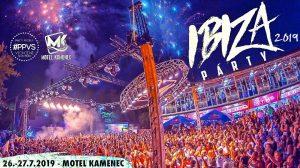 Ibiza Party 2019 Motel Kamenec