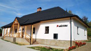 Múzeum v Zemplínskych Hámroch