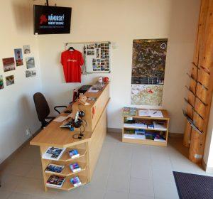 Turistické informačné centrum Zemplínske Hámre