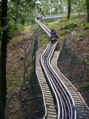 Zemplen adventure park