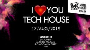 I Love You Tech House   Motel Kamenec