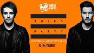 Third Party – Closing Summer Party 2019 / Motel Kamenec