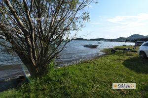 Igorova pláž a kemp