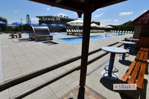 Bazény – Penzión Juliana