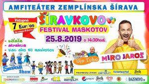 Šíravkovo FESTIVAL MASKOTOV