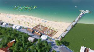 Budúca nová pláž | Šírava park Boulevard