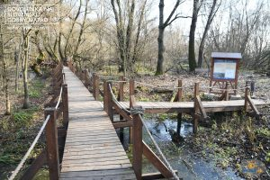 Oborín – Náučný chodník, Vodná zážitková cesta