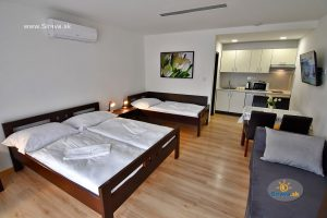 Nové izby pri Hedere